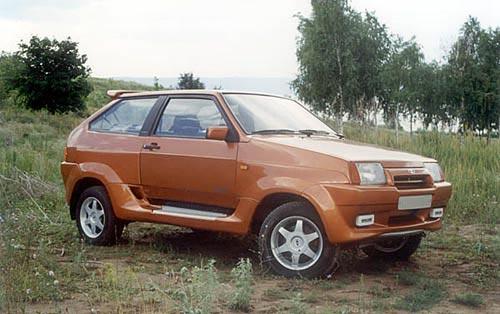 ВАЗ-210834 Тарзан