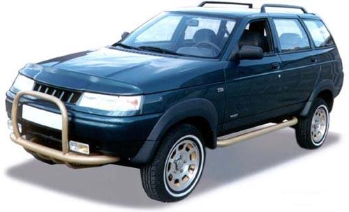 ВАЗ - 2111-90 (Тарзан)