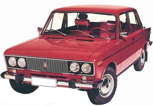"""Первый автомобиль ВАЗ-2106 сошел с III...   """"Lada """"). легковой..."""