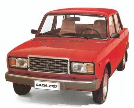 Видеоруководство по ремонту и эксплуатации автомобиля ВАЗ 2107 / SATRip