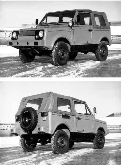 Янаврь 1985 г. Первый образец серии 500 (ПТ-501).